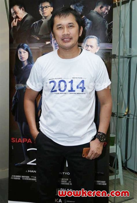 film pengabdi setan tayang sai kapan foto hanung bramantyo hadiri press screening film 2014