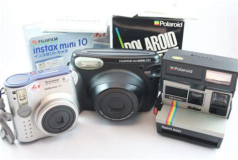 fujifilm instant polaroid instant
