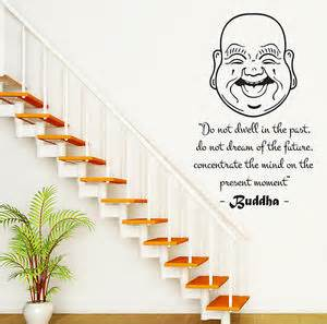 inspirational wall murals inspirational spiritual buddha wall decal sticker art