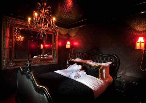 black red and gold bedroom ideas 1000 images about gothic halloween decor on pinterest
