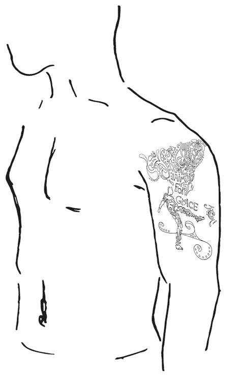 sleeve tattoo template