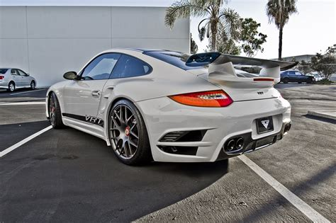 Vrt Porsche by Vorsteiner Vrt Porsche 911 Turbo Kit New Photos Released