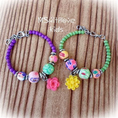 25  best ideas about Kids bracelets on Pinterest   Bracelets d'amitié faciles, Making bracelets