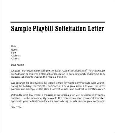 solicitation letter template pics for gt solicitation letter for sponsorship