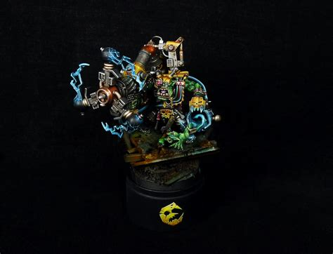 Shock Attack big mek with shokk attack gun fantasygames pl