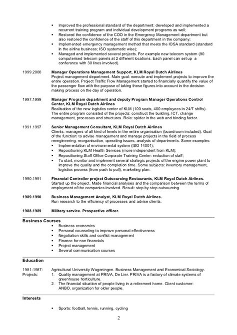 28+ [outstanding emergency management resume collection]