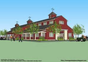 barn house designs plans