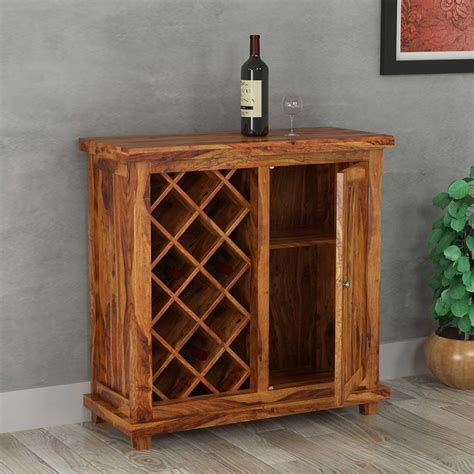 solid wood bar cabinet virginia handcrafted rustic solid wood wine bar cabinet