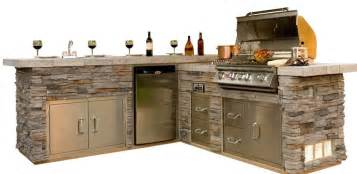 Kitchen Island Grill by Outdoor Kitchen And Bar Islands Simple Home Architecture