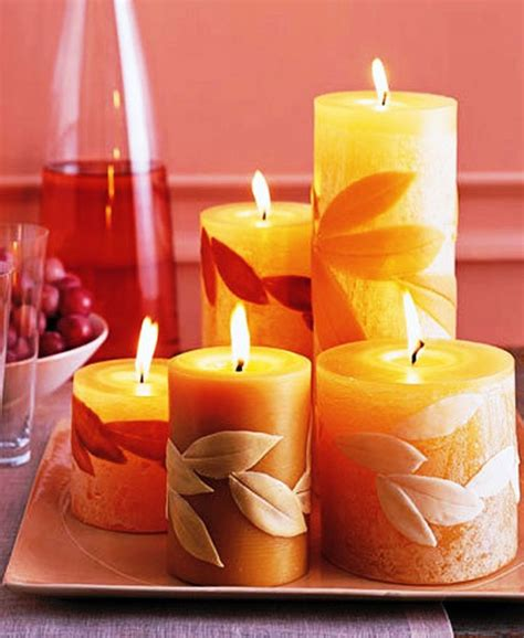 comprare candele 60 ideas for winter decoration with candles designer mag