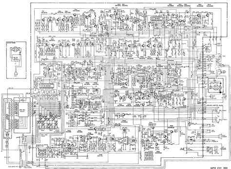 circuit schematic cb radio manuals and circuit diagrams