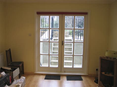 Patio Door Roller Blinds Roller Blind Fitted To Patio Door Muswell Hill