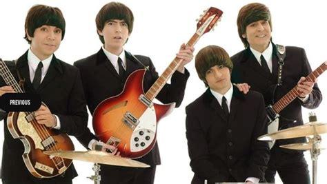 The Beatles The Beatles Story Kaos Band Original Gildan imagine the beatles at lac brtonguardian