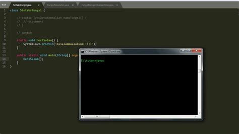 tutorial pemrograman web youtube tutorial pemrograman fungsi 1 pada java youtube