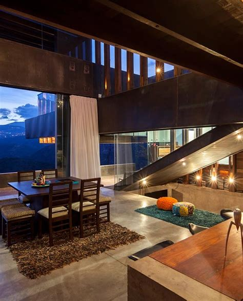 modern mountain homes to take you away