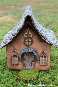 Tiny House Designs Free by Fairy House Beneath The Ferns
