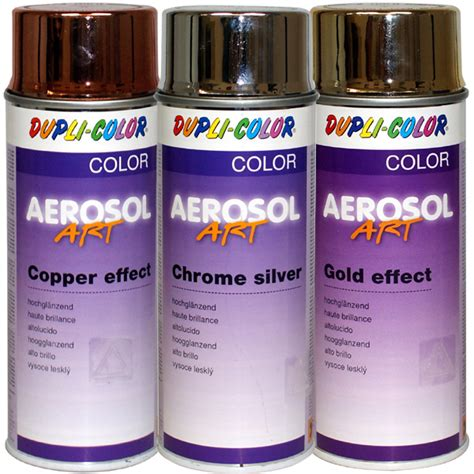 Gold Chrome Polieren by Aerosol Effekte Chrom Gold Kupfer Motipdupli