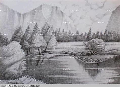 imagenes de paisajes sencillos para dibujar 191 c 243 mo dibujar a l 225 piz un paisaje dibujos a lapiz