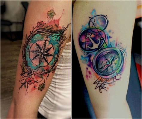 tattoo old school kompass kompass tattoo bedeutung der motive bilder und coole