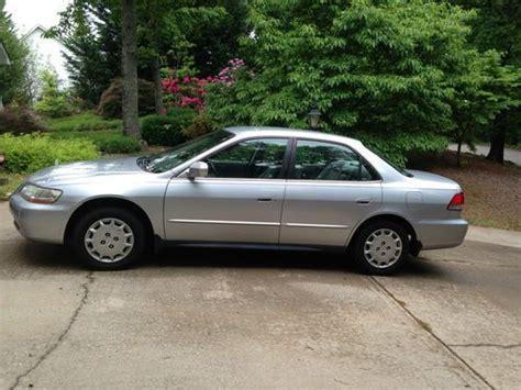 2002 honda accord 2 door purchase used 2002 honda accord lx sedan 4 door 2 3l in