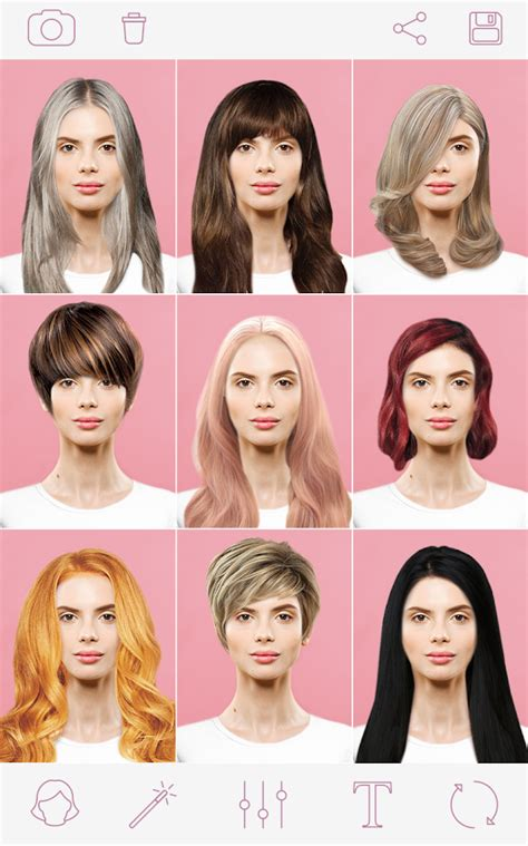 app hairstyles best best hairstyles android apps on google play