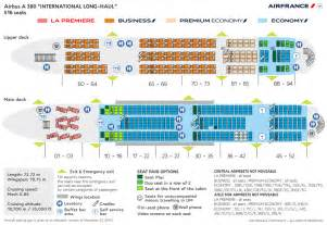 A380 Floor Plan by Air France Airbus A380 Seat Map Amp Seat Plan Click Image