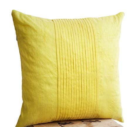 yellow couch pillows throw pillows in yellow art silk attractive cushion in