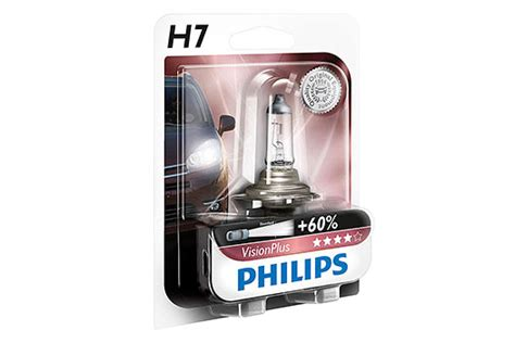 Lu Philips H7 oule halog x00e8 ne philips vision plus 60 h7 12 v
