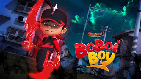 film boboiboy episode misteri penjenayah api boboiboy images boboiboy halilintar wallpaper hd wallpaper