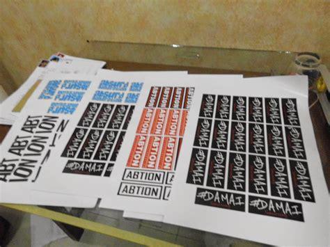 inspirasi keren harga cetak stiker ukuran  full