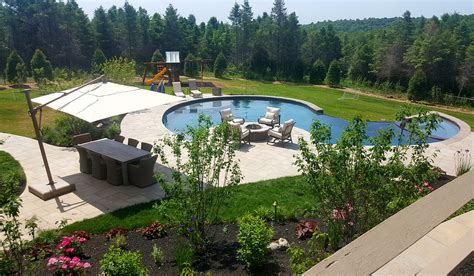 swimming pool in ground pool new jersey morris county