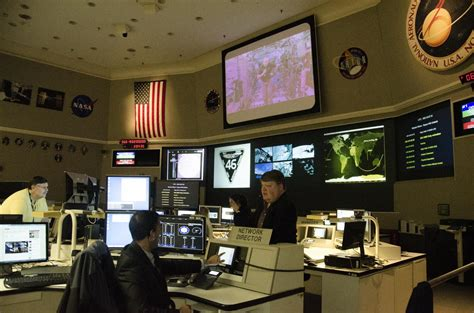 jefferson emergency room nasa goddard network maintains communications from space to ground