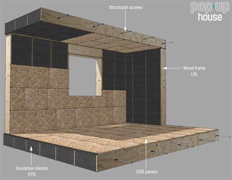 pop up home pop up house principe dutch design studio