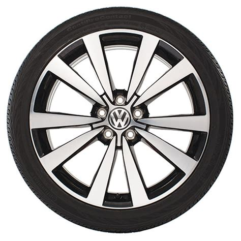 Vw Wheels by Volkswagen 19 Quot Tornado Wheel Vw Service And Parts
