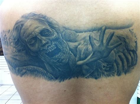 tattoo neck girl walking dead 1000 images about the walking dead tattoo on pinterest