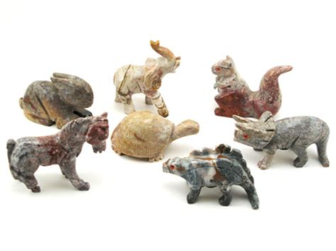 Soapstone Animals soapstone animal large rock shop wholesale and supply
