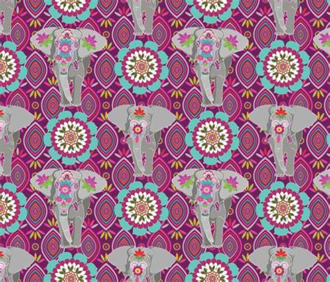 elephant pattern iphone wallpaper boho elephants wallpaper tech iphone wallpapers
