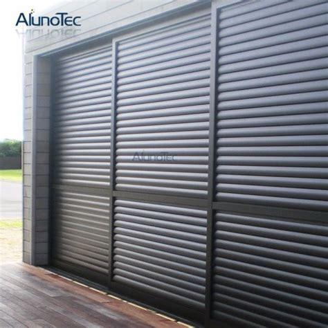 china aluminum sliding louver windows exterior sliding