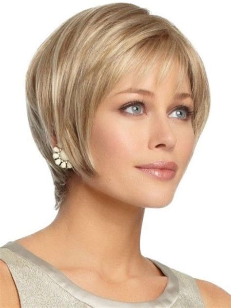 k mitchell short hairstyles with a soft bang 25 best bangs for oval faces trending ideas on pinterest
