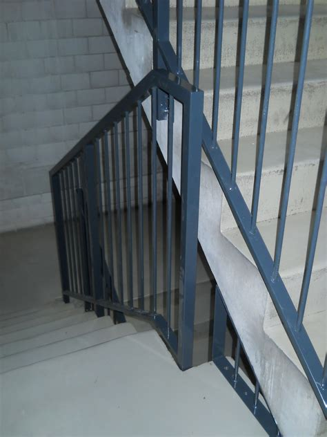 Re D Escalier by Barriere D Escalier Barri Re D 39 Escalier Standard