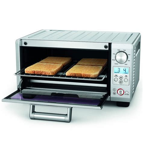 breville toaster oven in kitchen electrics