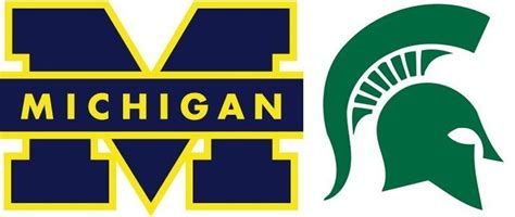 U Of M Search Vandalism At Michigan State Cus Ahead Of Msu U Of M Saturday In Arbor