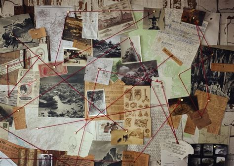 String Map - string clipping conspiracy unchronicled