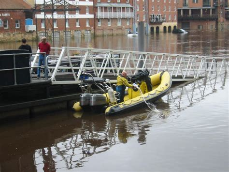 rescue boat engine fire engines photos rescue boat on a flooded river ouse