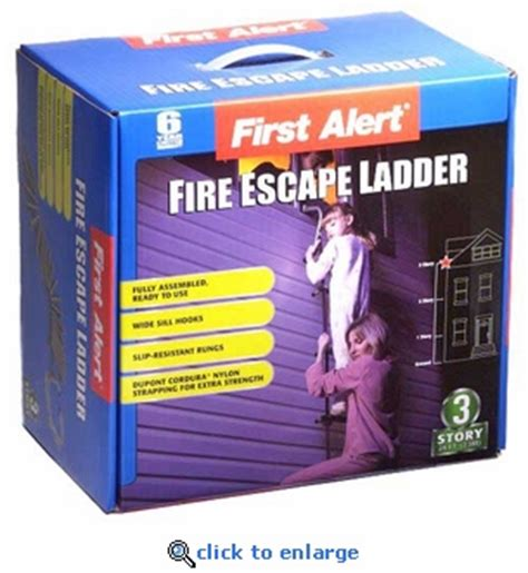 10 floor escape ladder alert escape ladder 3 story 24 escape