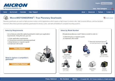 web based home design tool web based home design tool thomson expands web based gearhead sizing selection tool