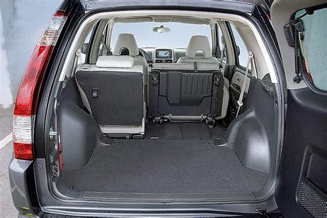 Honda Cr V Kofferraumvolumen by Gebrauchte Suvs F 252 R 5000 Euro Bilder Autobild De