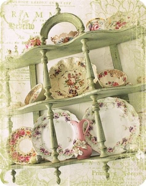 1243 Best More Shabby Chic Frippery Images On Pinterest Shabby Chic China