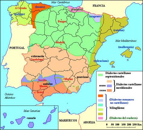 lenguas y dialectos de lenguas y dialectos de espa 241 a de ele y sobre ele