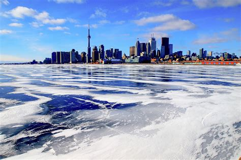 Toronto Records Toronto Cold Spell Breaks 57 Year Record